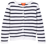 Joe Fresh Striped Cardigan (Toddler & Little Girls)