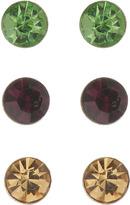 Topshop Rhinestone stud earring pack