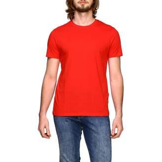 Armani Collezioni Armani Exchange T-shirt Armani Exchange Short-sleeved Basic T-shirt