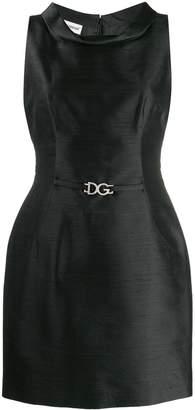 Dolce & Gabbana Pre-Owned 1990's sleeveless shift dress
