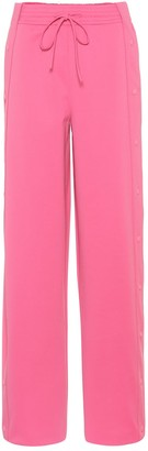 Valentino Wide-leg trackpants