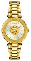 Versus By Versace Women's 'BRICK LANE' Quartz Stainless Steel Casual Watch, Color:Gold-Toned (Model: S64050016)