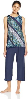 Jockey Women's Capri Pajama Set