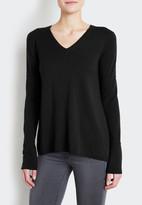 Inhabit Fly-Away V-Neck Sweater Sweater