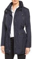 MICHAEL Michael Kors Petite Women's Hooded Anorak