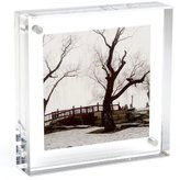 """ORIGINAL MAGNET FRAME by CANETTI - SQUARE 4"""" x 4"""""""