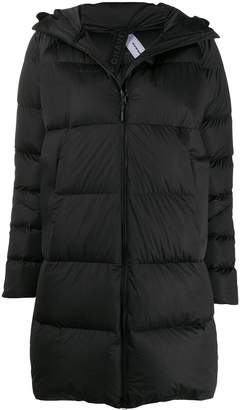 Mammut hooded down coat