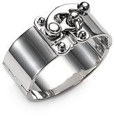 Hook Latch Cuff Bracelet