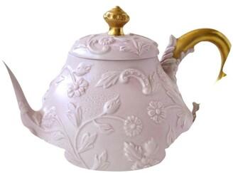 Villari Porcelain Taormina Tea Pot