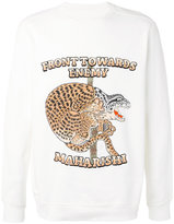 MHI Crouching Tiger sweatshirt