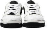 Givenchy - Tyson Two-tone Leather Sneakers