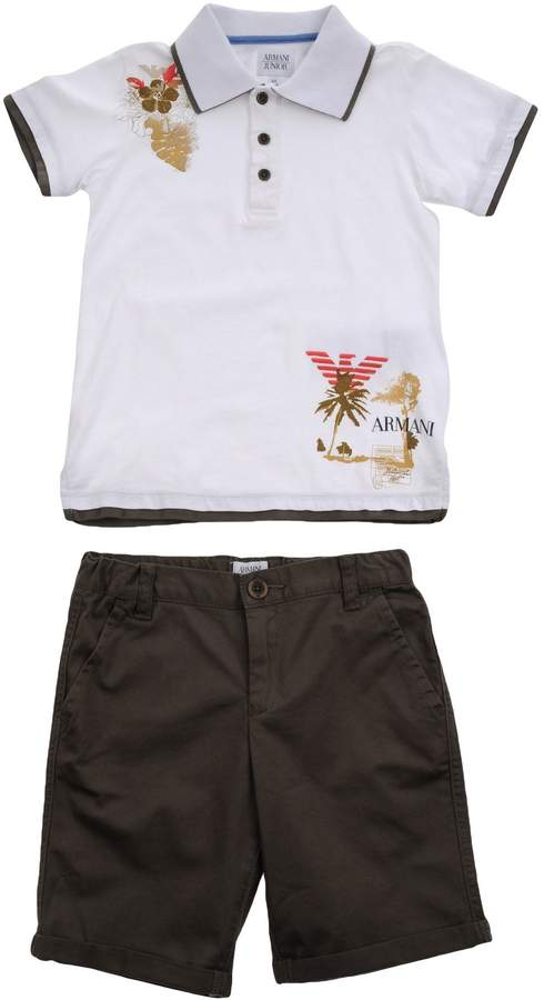 Armani Junior Pants sets - Item 40122378