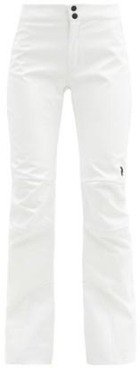 Peak Performance High-rise Soft-shell Ski Trousers - Ivory