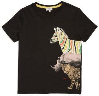 Paul Smith Safari Animals T-Shirt