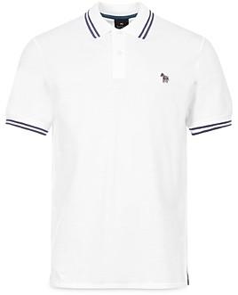 Paul Smith Tipped Polo Shirt