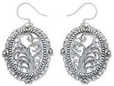 """Novica Artisan-Crafted Sterling """"Filigree Sanctuary"""" Earrings"""