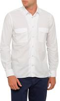 J. Lindeberg Daniel Cl S Dyed Cotton Shirt
