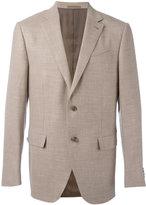 Ermenegildo Zegna classic blazer - men - Cupro/Wool - 52