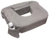 My Brest Friend Twin Plus Nursing Pillow - Evening Gray