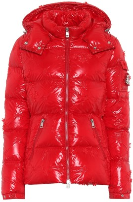 MONCLER GENIUS 4 MONCLER SIMONE ROCHA Callitris embellished down jacket
