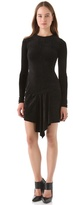 Kimberly ovitz Dalik Velvet Dress