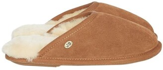 Just Sheepskin Shaftsbury Mule Slippers