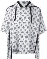 Kokon To Zai double sleeves hoodie
