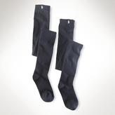 Ralph Lauren 7-16 Knit Tight 2-Pack