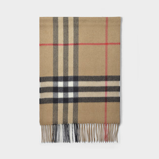 Burberry Giant Icon Check Scarf