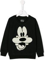 Little Eleven Paris Goofy sweatshirt
