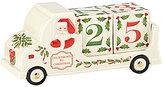 Lenox Countdown 'Til Christmas Santa's Countdown Truck Figurine
