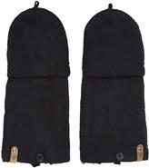 Mackage Black Orea Convertible Gloves