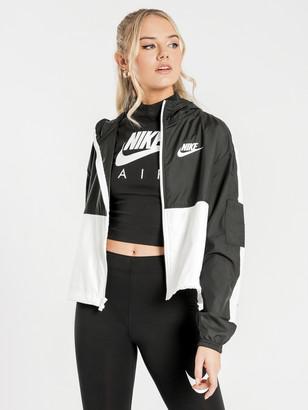 Nike NSW Core Woven Jacket in Black