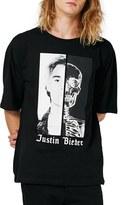 Topman Men's Justin Bieber Oversize T-Shirt