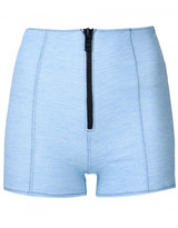 Lisa Marie Fernandez high waist sport short