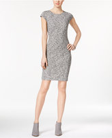 Bar III Space-Dyed Bodycon Dress, Only at Macy's