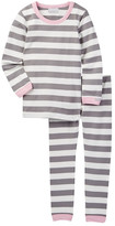 Coccoli Striped Pajama Set (Toddler, Little Kids, & Big Kids)