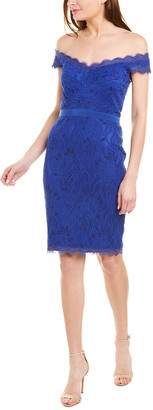 Tadashi Shoji Darcy Sheath Dress