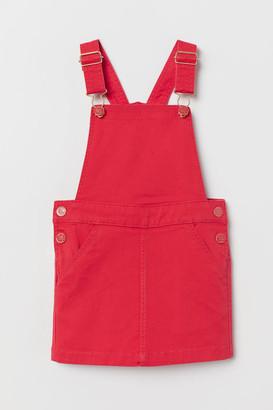 H&M Dungaree dress