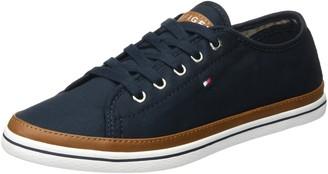Tommy Hilfiger Women's K1285esha 6d Low Top Sneakers