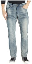 Buffalo David Bitton Ash X Slim Fit in Bleached and Blast (Bleached and Blast) Men's Jeans