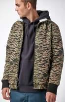 The Hundreds Cedar Camouflage Jacket