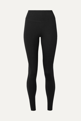 Nike One Luxe Dri-fit Stretch Leggings - Black