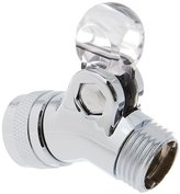 Delta Faucet CO Chrome Finish Handheld Swivel Connector With Pin Mount Connection