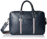 Ben Sherman Men's Iconic Briefcase Commuter Bag