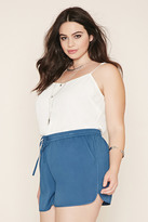 Forever 21 FOREVER 21+ Plus Size Dolphin Shorts
