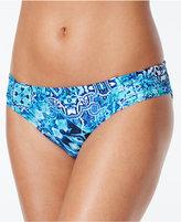 Kenneth Cole Reaction Multi-Print Surf Bikini Bottoms