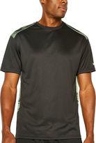 Spalding Camo Short Sleeve Crew Neck T-Shirt
