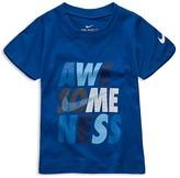 Nike Boys' Awesomeness Tee - Little Kid