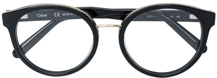 Chloé Eyewear round eyeglasses
